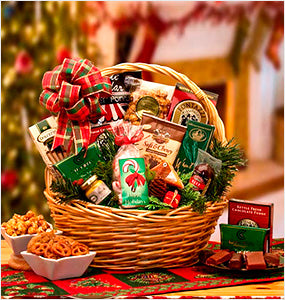 Christmas Gift Baskets Collection at Oxemize.com