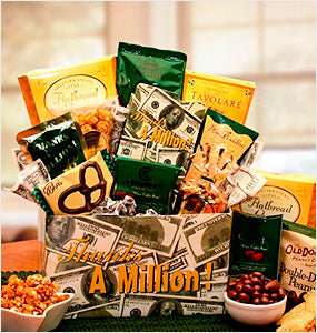Corporate Gift Baskets Collection at Oxemize.com