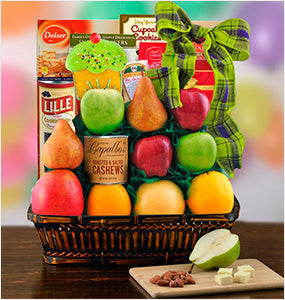 Gift Baskets with Fruits at Oxemize.com