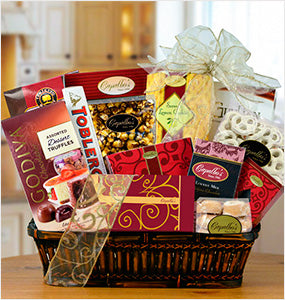 Gourmet & Food Gift Baskets Collection at Oxemize.com