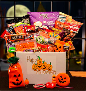 Halloween Gift Baskets Collection at Oxemize.com