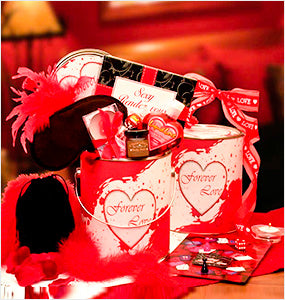 Romantic Gift Baskets Collection at Oxemize.com