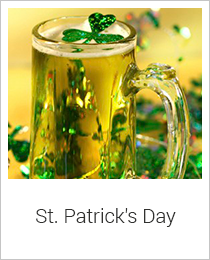 St. Patrick's Day Hand Selected Collection at Oxemegifts.com
