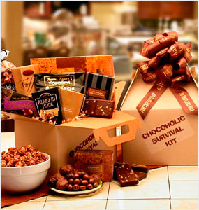 Sweet Treats Gift Baskets at Oxemize.com