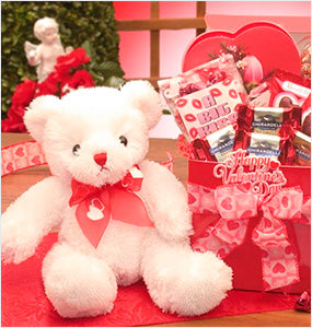 Valentine's Day Gift Baskets Collection at Oxemize.com