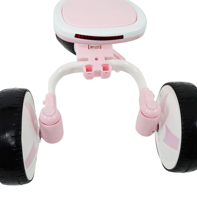 Toddler Kids Tricycle Convertible Balance Bike 24 Months To 6 Years Preschool Safe Ride-on 2 in 1 Toy Walker