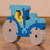 Wooden Jigsaw Puzzles for Toddlers Kids Baby 3 4 5 Year Olds Preschool Tractor1