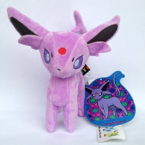 Pokemon Plush Toys Stuffed Animals Espeon 7inch