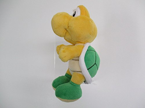 Super Mario Plush Toys Stuffed Animals Koopa Troopa 7inch