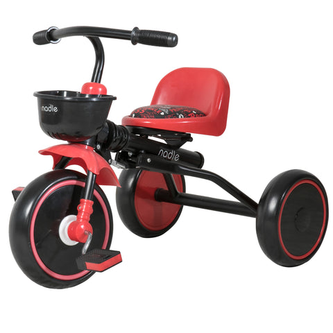 Tricycle Kids 3 Wheel Trike Foldable for 2-5 Year Old Toddler Boy Girl