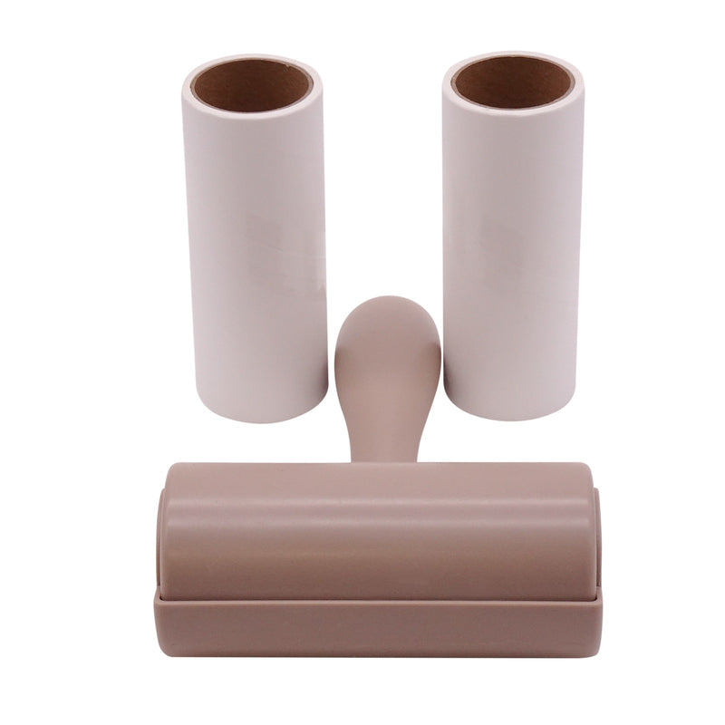 Edelvey Lint Roller for Clothes with 2 Refills