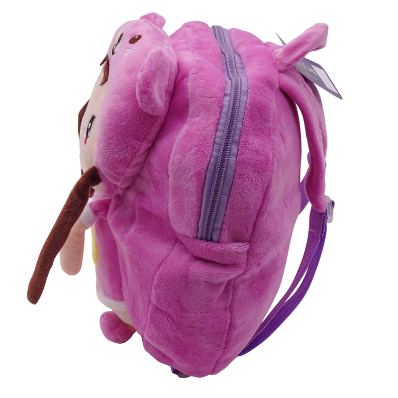 veZve Plush Animal Kids Backpack for Toddler Girl 3 to 5 Years Old, Doll5