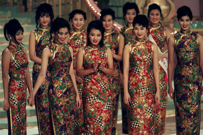 The History of Cheongsam (Qipao) Dress