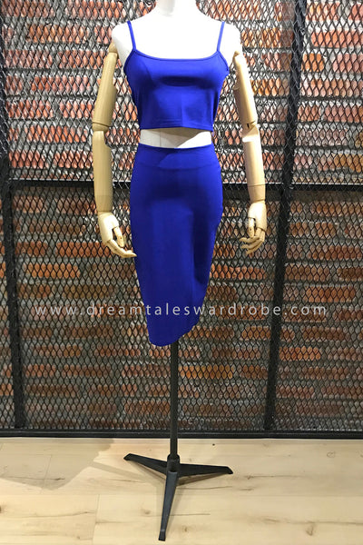 SDT0677 Mini Top & Bottom Set - Blue