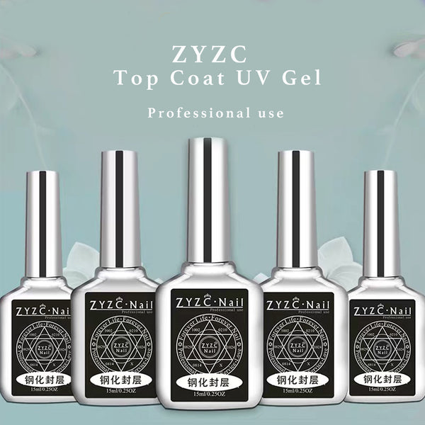NS5 ZYZC Top Coat UV Gel - Clear