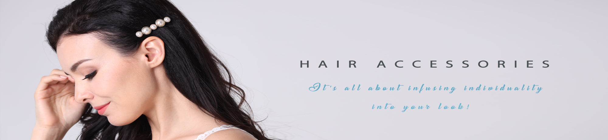 Hairclips Collection Banner