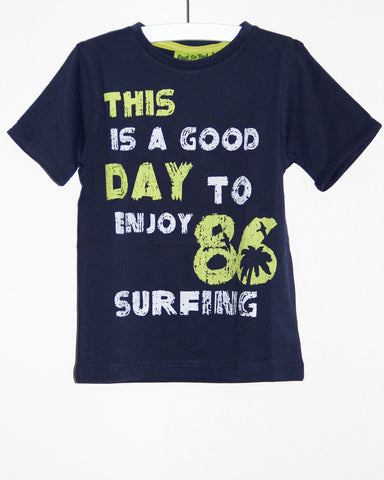 "T-shirt ""this is a good day"""