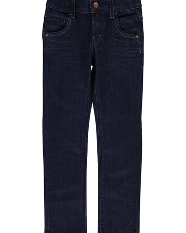 Donkerblauwe jeans van Name It