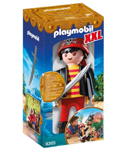 Playmobil piraat XXL