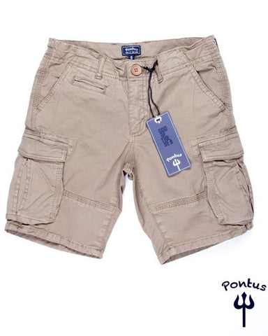 Short Pontus walnut