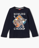 Soliver long sleeve bowling champ 31.2705