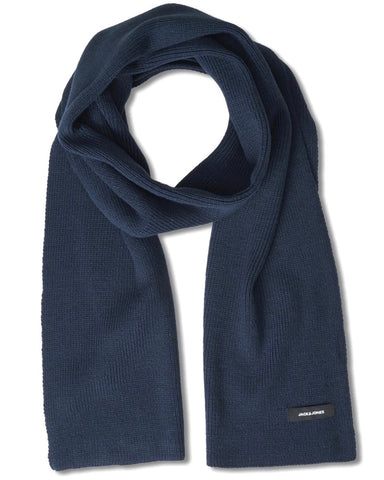 jack and jones sjaal blauw