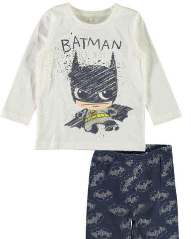 nameit batman pyjama tweedelig jongens