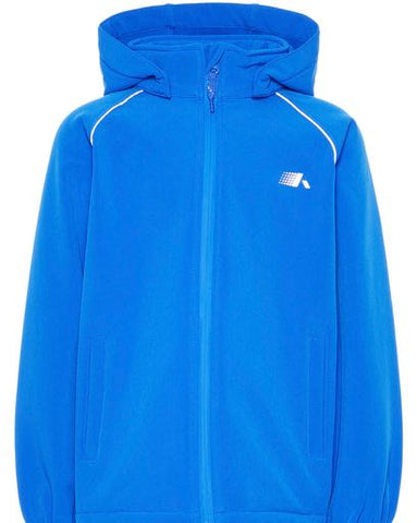 Jas softshell - Name It - magische jas