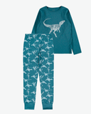 name it pyjama dino 13190226 blauw