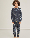 name it pyjama space blauw ruimte 13190225 ruimte