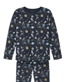 name it pyjama space blauw ruimte 13190225
