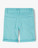 name it short blauw slim 13187086 aqua