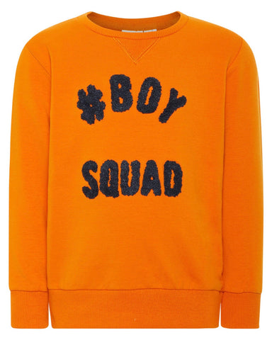 Sweater boy squad - name it