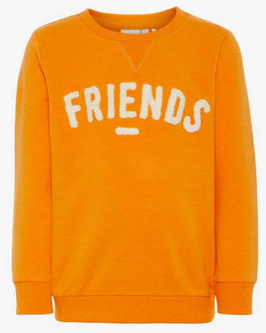 nameit sweater friends oranje