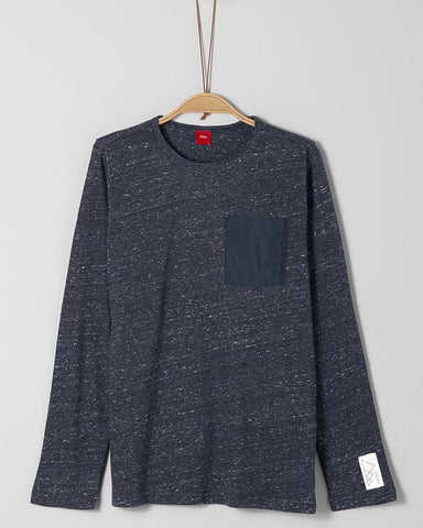 soliver long sleeve blauw 61.909.31.8967