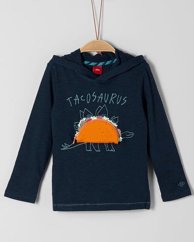 soliver long sleeve kap tacosaurus 63.908.31.8796