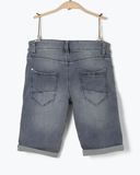 soliver short jeans stoer jongen