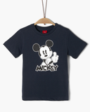 soliver tshirt mickey mouse blauw 32.6274