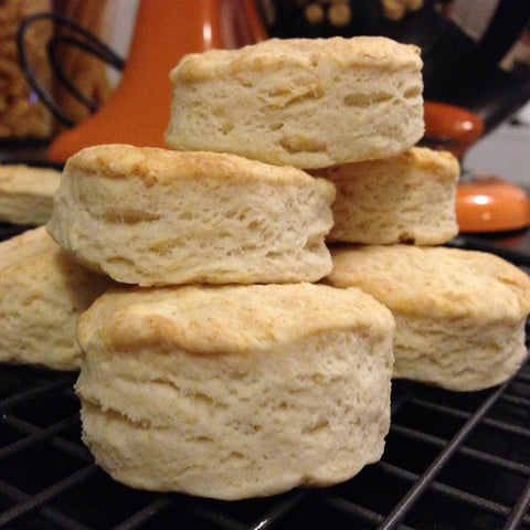 Quick and Simple Delicious Tea Biscuits recipe!