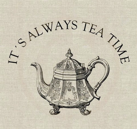 It's always TeaTime here at MoxTea!