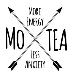 MoxTea Herbal Tea - More Energy and Less Anxiety