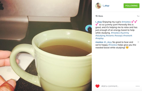 MoxTea - Boost Energy and Lower Anxiety Happy Customers