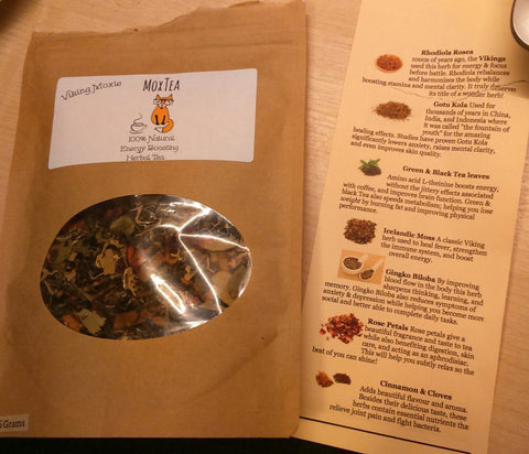 Land of Infusion MoxTea Blog Review!