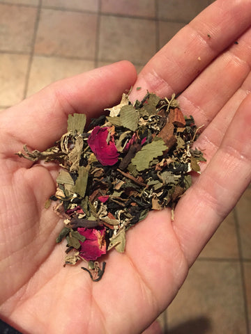 MoxTea - Review from Yoga Baby Mama on our Energy Boosting Tea