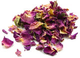 MoxTea herbal ingredient:Rose Petals