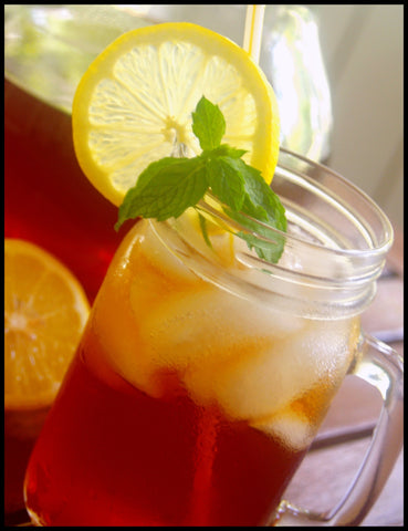 How to make a Refreshing Ice MoxTea! A Seasonal change :)