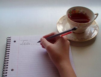 MoxTea - Tea that helps you be a better writer