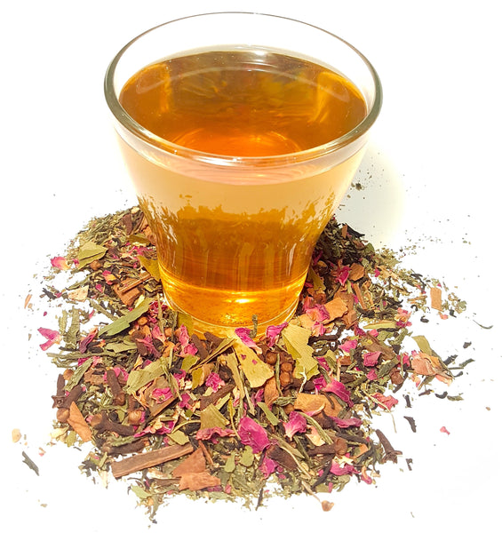100% Natural Energy Boosting & Anxiety Busting Herbal Tea - MoxTea - 3