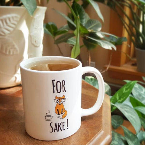For 'Fox' Sake MoxTea Mug