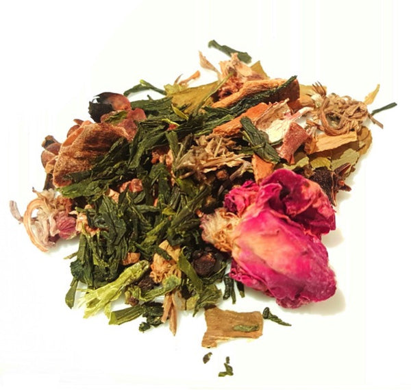 100% Natural Energy Boosting & Anxiety Busting Herbal Tea - MoxTea - 1